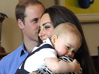 Photographer Talks Royals, Snapping Cutest Pic of Prince George Yet!