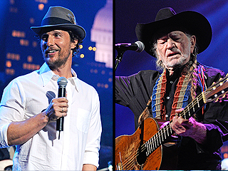 Guess Who Inducted Willie Nelson Into the Austin City Limits Hall of Fame
