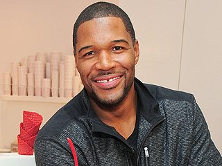 What's Michael Strahan's Secret to Getting His Kids to Eat Healthy?