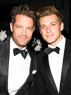 What Made Nate Berkus and Jeremiah Brent Laugh at Their Wedding?
