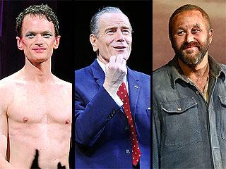 Neil Patrick Harris, Bryan Cranston Score Tony Noms; Denzel Washington Snubbed | Bryan Cranston, Chris O'Dowd, Neil Patrick Harris