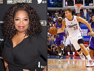 Oprah, Matt Damon Among Famous Bidders Already Lining Up for L.A. Clippers | Oprah Winfrey