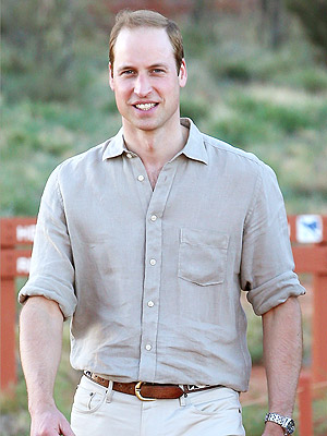 Royal Predictions: What's In the Stars for Prince William This Year?