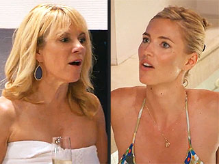 RHONY: Watch the Aftermath of Ramona Tossing Her Drink at Kristen
