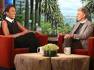 Robin Roberts: I Haven't 'Been This Happy' or Healthy in a Long Time