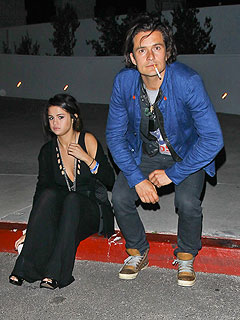 Are Selena Gomez and Orlando Bloom More Than Friends? | Orlando Bloom, Selena Gomez