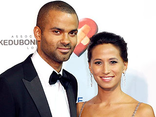 Tony Parker Welcomes a Son