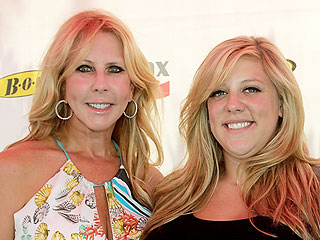 RHOC's Vicki Gunvalson and Daughter Briana Battle Over Brooks | Vicki Gunvalson
