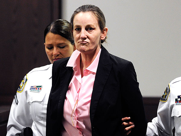Julie Schenecker Lashes Out in Court – 'Liar!'