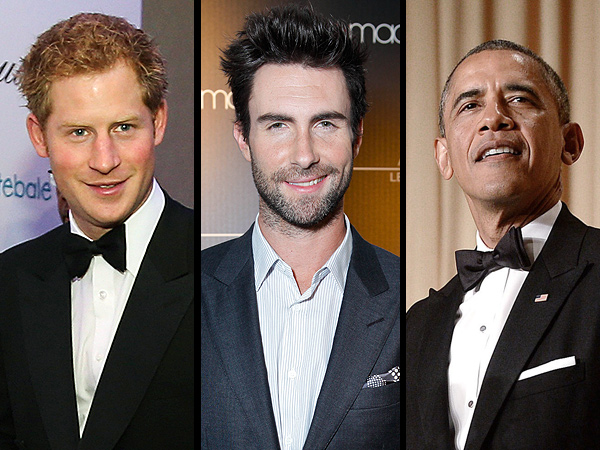Prince Harry, William Attend Memphis Wedding, White House Correspondents' Dinner