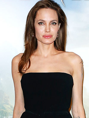Angelina Jolie Is Made an Honorary Dame by the Queen : People.