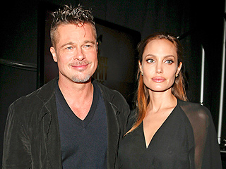 Brad Pitt & Angelina Jolie Wrote Love Letters to Each Other While Apart