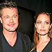Brad Pitt and Angelina Jolie Wrote Love Letters to Each Other Whil