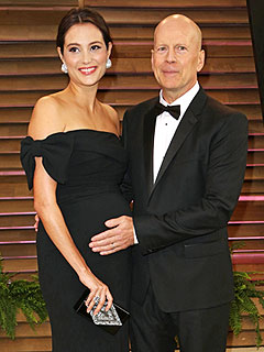 Bruce Willis Welcomes Daughter Evelyn Penn