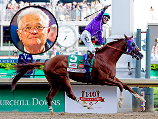 Art Sherman Becomes Oldest Winning Derby Trainer with California Chrome | Kentucky Derby