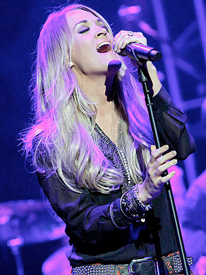 Carrie Underwood, Keith Urban All 4 the Hall Concert