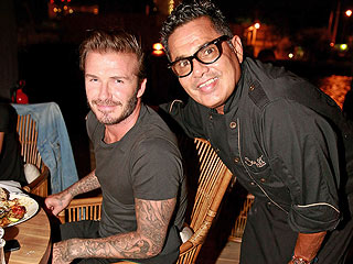 Inside David Beckham's Night Out in Miami