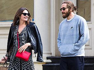What Split? Jake Gyllenhaal and Alyssa Miller Step Out Together in N.Y.C.