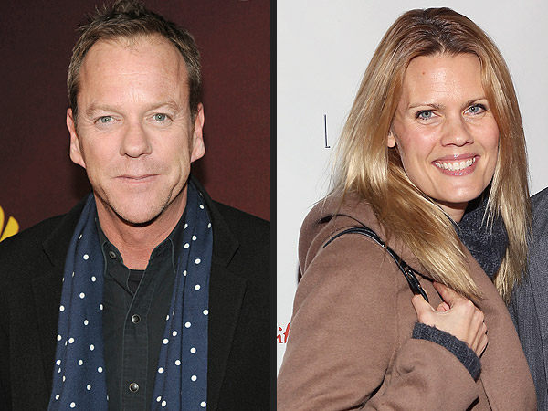 Kiefer Sutherland Is Not Dating Sofia Karstens