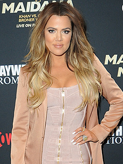 Khloé Kardashian and French Montana Party in Las Vegas with Kylie Jenner