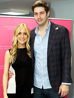 Family photo of the celebrity, married to Jay Cutler,  famous for