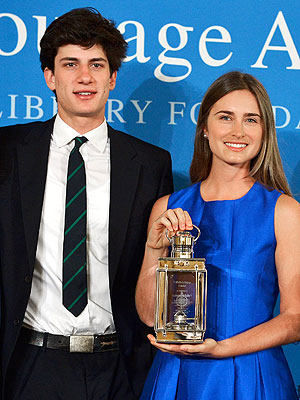 Lauren Bush Lauren Raves About Jack Kennedy Schlossberg