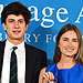 What Happened When President Kennedy's Grandson Met President Bush's Granddaughter