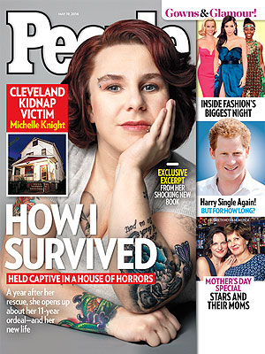Cleveland Kidnapping Victim Michelle Knight Recounts Her 11 Years of Hell