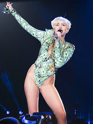 VIDEO: Miley Cyrus Gets Pumped Up in Promo for NBC Concert Special