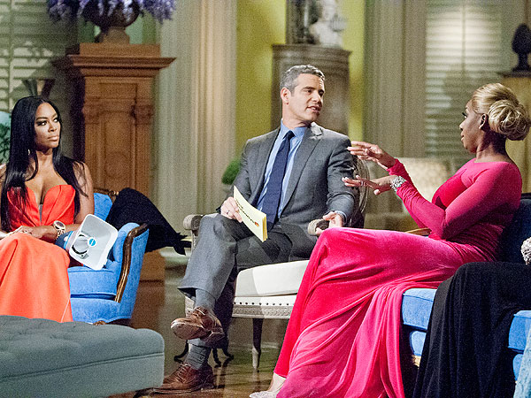 RHOA Reunion Part 3: Three Most  Shocking Moments
