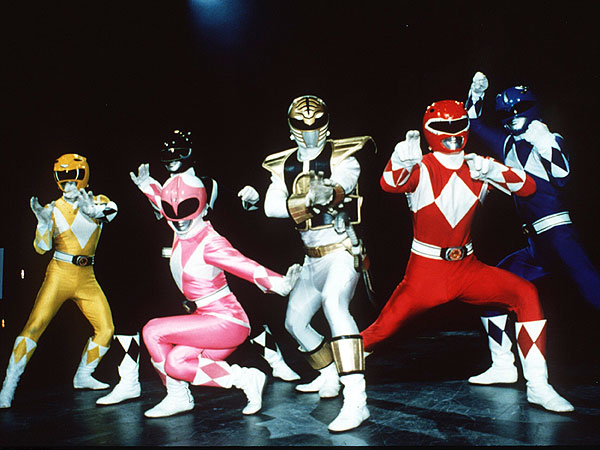 Mighty Morphin Reboot! Power Rangers Headed to Big Screen Again