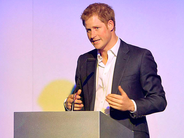 Prince Harry Steps Out Solo at Sentebale's 10th Birthday