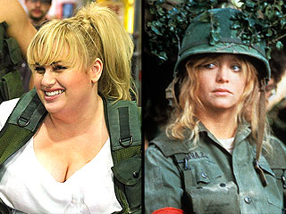 Rebel Wilson to Star in Private Benjamin Remake | Goldie Hawn, Rebel Wilson