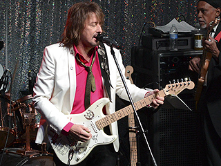 Richie Sambora: My Daughter Ava 'Is the Love of My Life'