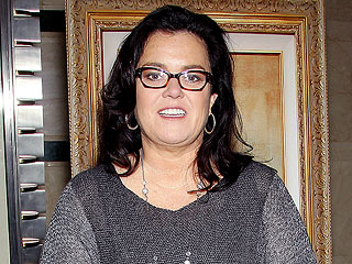 Rosie O'Donnell: 'I Lose About a Pound Every Other Week'