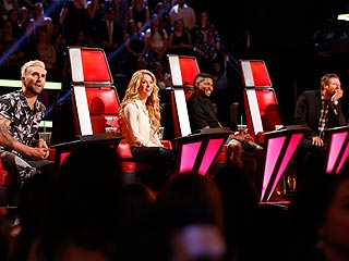 The Voice: The Top Three Pull Out All the Stops in Their Final Performances | Adam Levine, Blake Shelton, Shakira, Usher