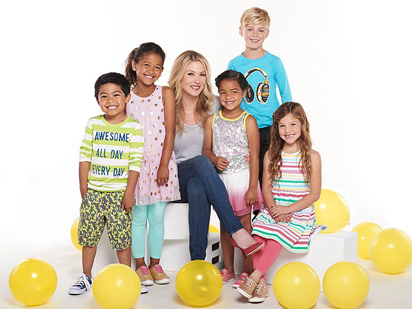 Christina Applegate FabKids