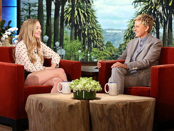 Amanda Seyfried Enjoys Her Fun, Uneventful Relationship with Justin Long