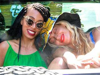 Sister Love: Beyoncé Posts Happy Photos with Solange