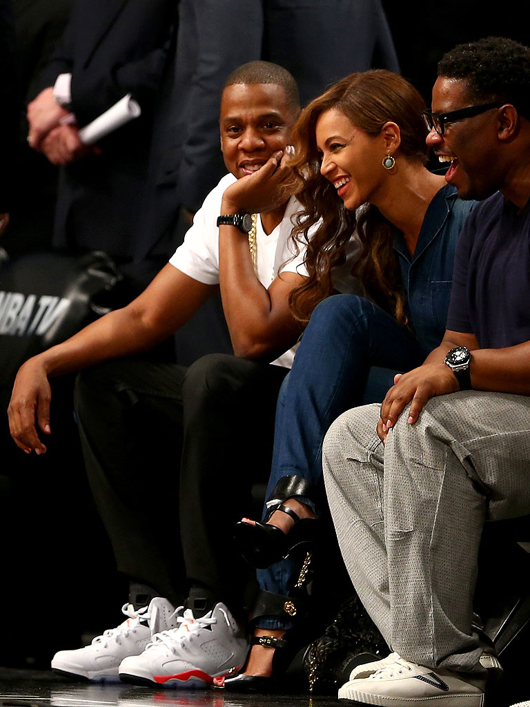 Jay Z And 50 Cent: Solange Attacks Jay Z: Beyonce And Husband Step Out After