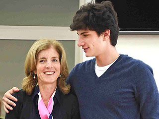 Jack Kennedy Schlossberg Steps Into the Family Business | Caroline Kennedy