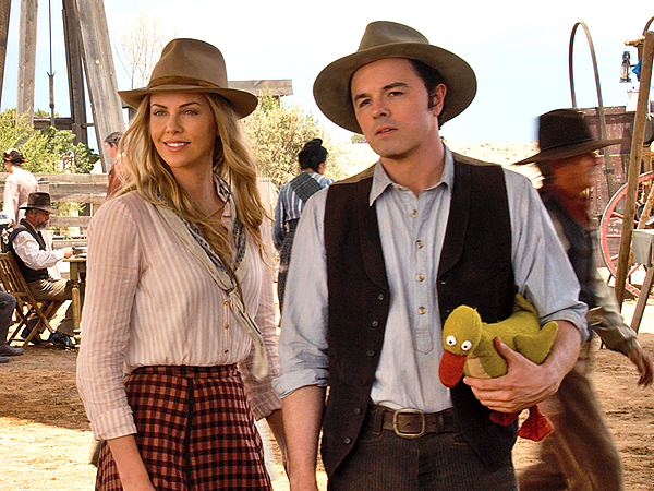 Why Charlize Theron Says She'll Remember Seth MacFarlane on Her 'Deathbed'