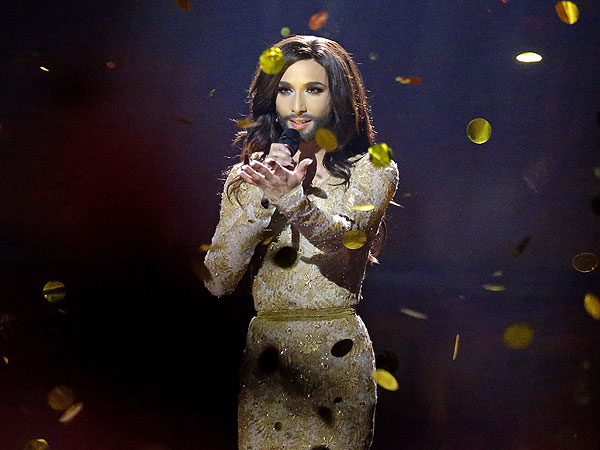 Meet Conchita Wurst, the Drag Queen Who Just Won the Eurovision Song Contest| Around the Web