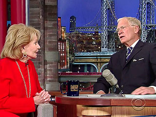David Letterman Confides His One Regret to Barbara Walters (VIDEO)