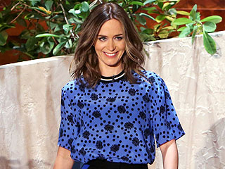 Emily Blunt Explains How She Knows Her Daughter Is Cute