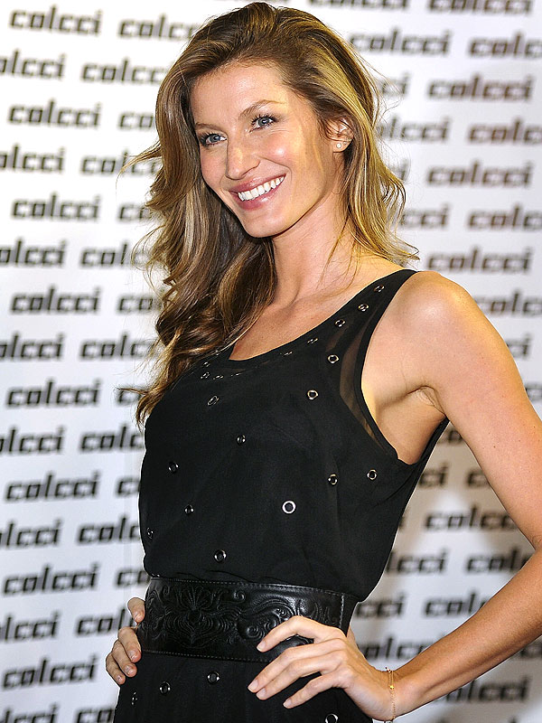Gisele Chanel No. 5