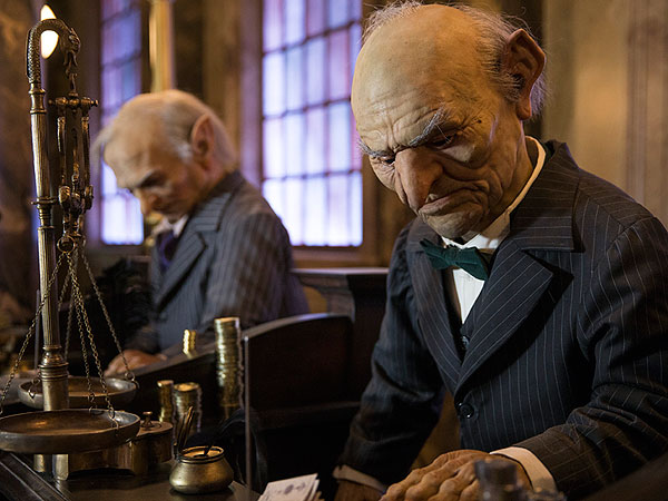 Attention Muggles: The Gringotts Ride Is Almost Here!