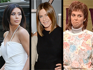 Kim's First Mother's Day, Charlize's Purrr-Fect SNL Gig & More Weekend News