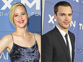 Jennifer Lawrence Jokes Nicholas Hoult Is a 'Great Roommate'