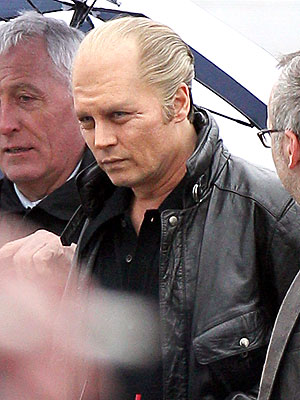 FIRST LOOK: Johnny Depp Morphs Into Whitey Bulger for New Movie